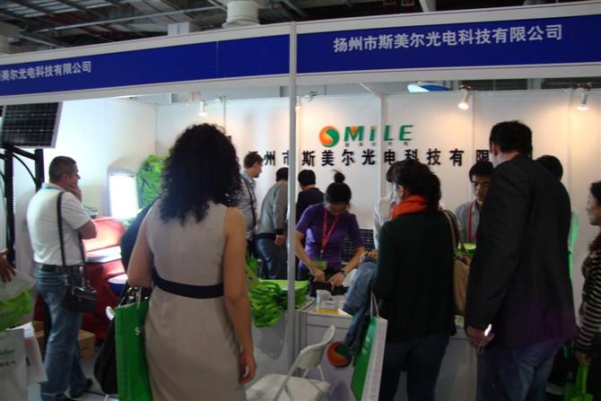 2011年9月上海展会
